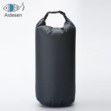 Custom Logo Outdoor hiking camping 8L wet dry bag
