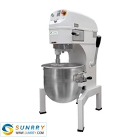 New style cheapest automatic industrial bread kitchen moulinex stand mixer with rotating bowl
