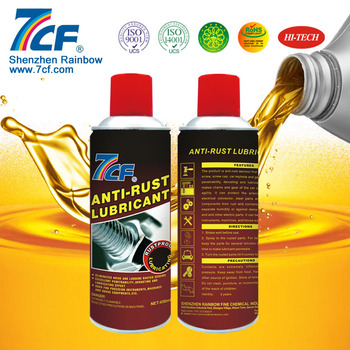 manufacturer wholesale anti-rust lubricant spray