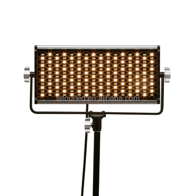 professional led video studio camera led light ultra slim studio LED flat panel light for photo video film shooting DLED-700S