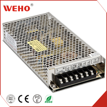 WEHO Brand S-100-12 CE ROHS Single Output 12V 8.5A 100W AC-DC Power Supply Switch