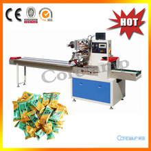 KT-250 Automatic clear plastic bag candy packaging machine