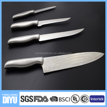 2017 hot new products home gadget BBQ stainless steel kitchen accessories chef knife set from chinese supplier