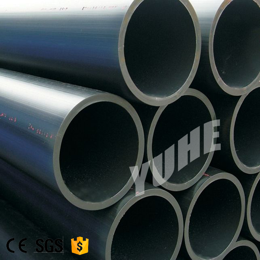 ISO 4427 AS/NZS4130 Standard HDPE Black Plastic Water Pipe Roll