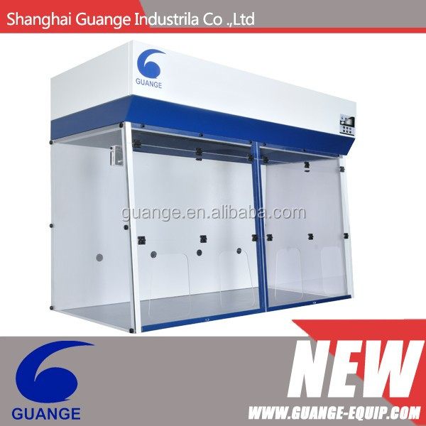 Shanghai ventilation cabinet/ductless fume hood/table top fume hood