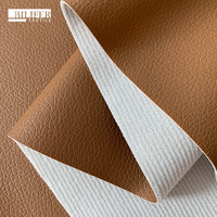 emboss PVC artificial leather fabric for sofa