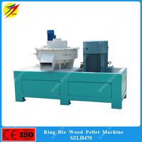 500kg/h biomass wooden Pellet Machine Sales agent wanted