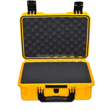 weather resistance hard plastic case for instrument lifetime service
