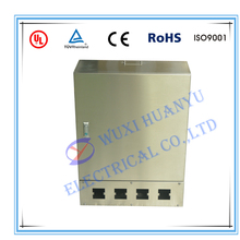 China made stainless steel hinged-cover junction box