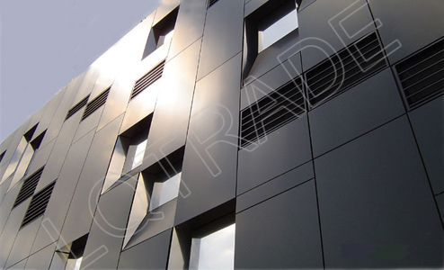 Both Sides PE Painting Aluminum Composite Panel