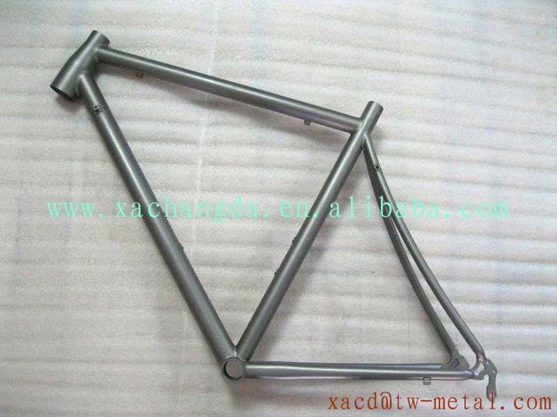 customize road bike frame titaniium road bike frame light racing road bike frame
