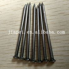 Concrete Steel Nails Specialised Corrugated Low Price Galvanized Roofing Nails