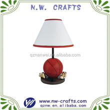 Polyresin basketball Accent Lamp