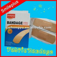 strong elastic adhesive stretch fabric bandages