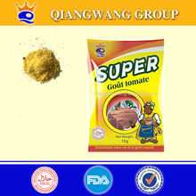 Halal Beef Flavour Seasoning Cube for Muslim Market