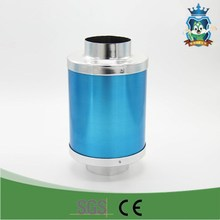 greenhouse all sizes blue round small engine exhaust muffler exhaust silencer