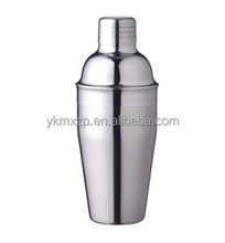 BPA free laser logo with plastic lid liquor flask MX-HP1770