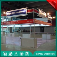 Trade show display supplies exhibition booth contractor