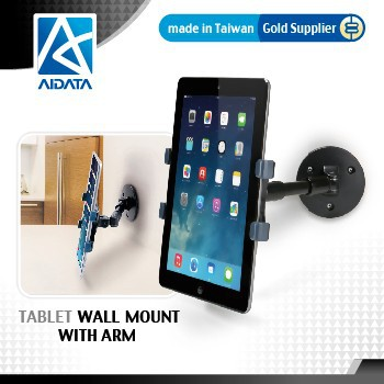Rotating Universal Wall Tablet Mount Factory