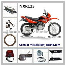 dirt bike parts for NXR125