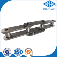 letter d small plastic Cement mill chain,Cement mill chain for agricultural machines made in china