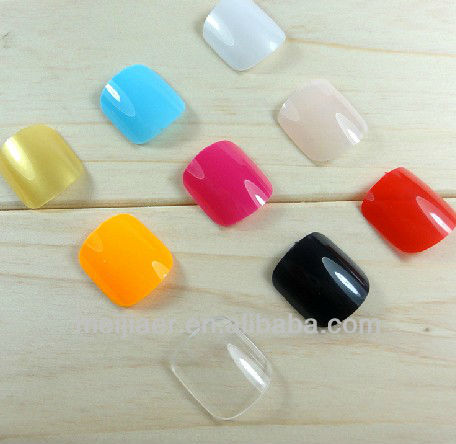 Sweety color nail tips office giril OEM