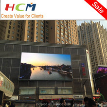 Flexible P10 outdoor led programmable sign display board