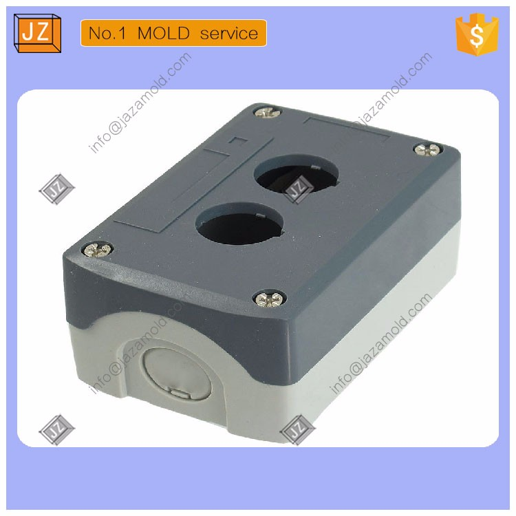 customized Electronic Switch Case Injection Mould