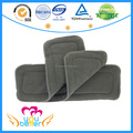 Charcoal Bamboo Nappy Insert Reusable Diaper Inserts