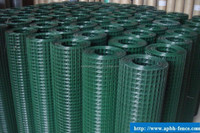 PVC coated galvanized welded wire mesh