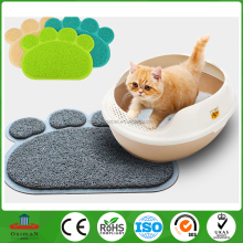 Best Supplier Easy- Washable silicone pet floor mat,Eco-Friendly safe pet toilet mat,silicone pet mat