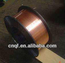 welding wire with low melting point