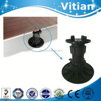 Vitian High Load raised floor pedestal & stringer