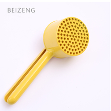 Heavy Duty Fruit and Vegetables Masher Food Ricer Potato Press