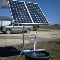 China Yaochuang solar water pump submersible deep well pump DC & AC 10hp 10 hp