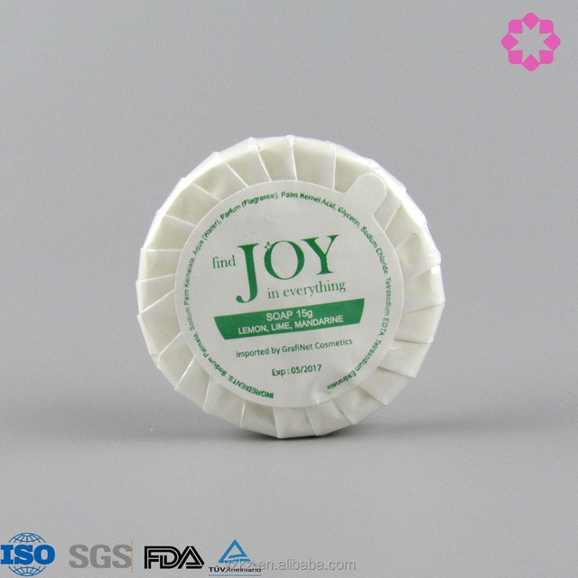 disposable top quality cheap face and body classic white soap