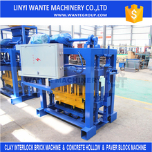 QT40-2 Semi-automatic cement concrete block making machine for sale in South Africa