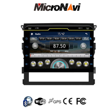 Quad Core Pure Android 4.4.4 Car DVD Navigation GPS player for Toyota LAND CRUISER 2016