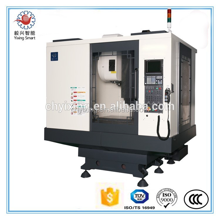 Top brand!Shanghai VMC850 Vertical cnc machine center Factory Since 2005 Mold Finished Product CNC Machining Center