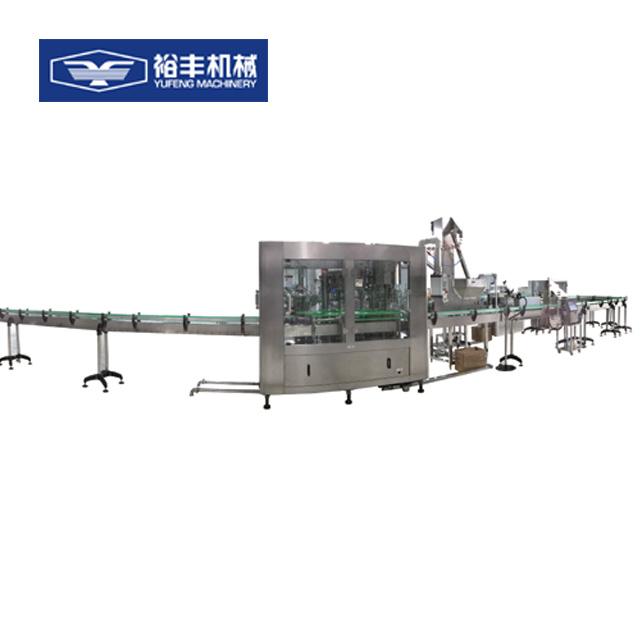 Export products china durable liquid alcoholic beverage filling machine