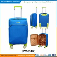 Modern Polyester Trolley Bag