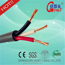 Best Price H03VV-F H05VV-F 3 Core PVC Cable