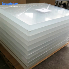 Acrylic PMMA material plastic frosted panel