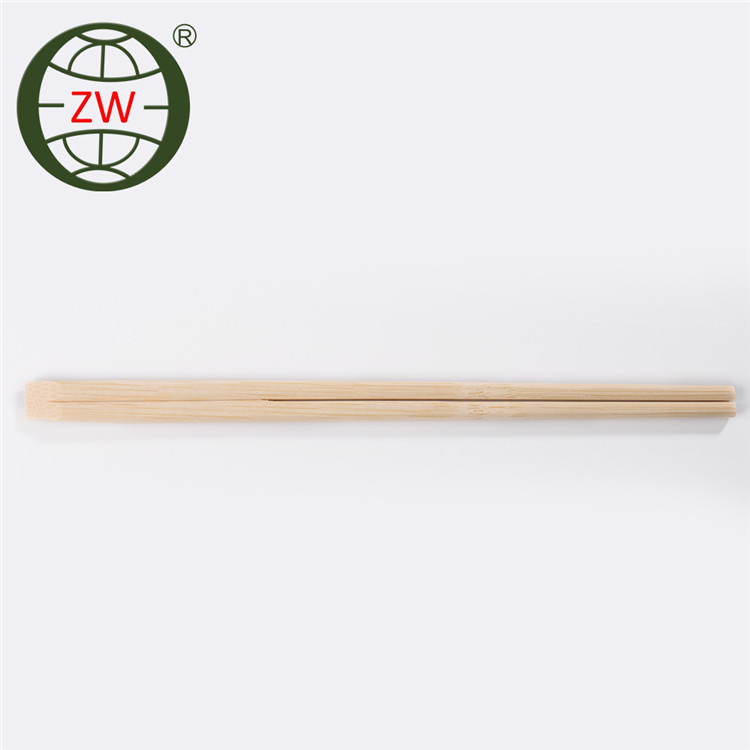 21cm disposable bamboo chopstick for japan fastfood sushi restaurant
