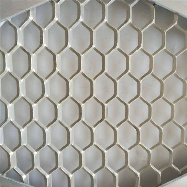 Galvanized stainless steel aluminum Expanded metal mesh,Granary Network