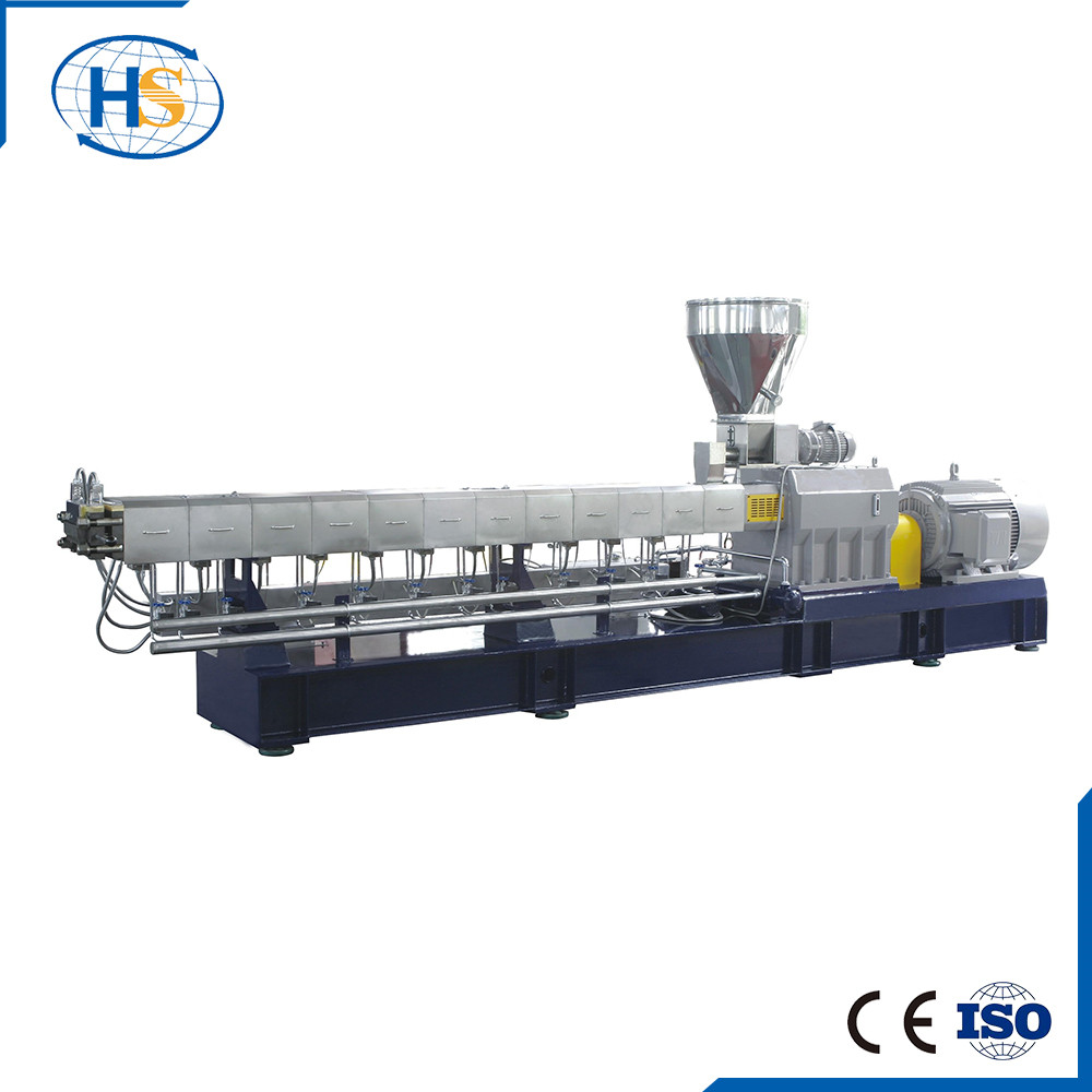 Hot Melt Rubber TPU TPR Compound Extruder Machine
