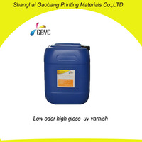 GB8204 High Gloss Uv Varnish Coating