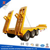 Widely Used Lowboy Trailer 3 Axle