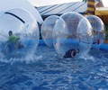 HOLA giant inflatable pool/pool balls/used swimming pools
