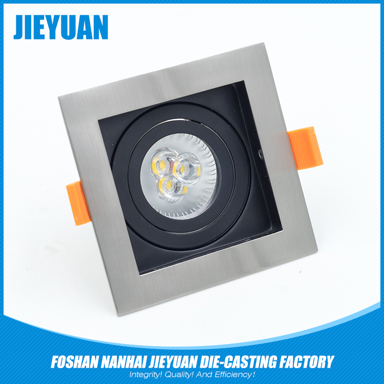 1 Years Factory Wholesale Outdoor Die Cast Aluminum Led Flood Light Housing